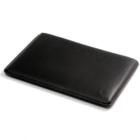 buzzhouse design MacBook Pro 15 Retina ハンドメイドレザーケース Black