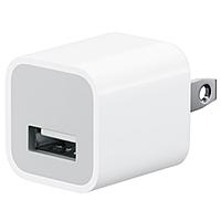 Apple 5W USB電源アダプタ