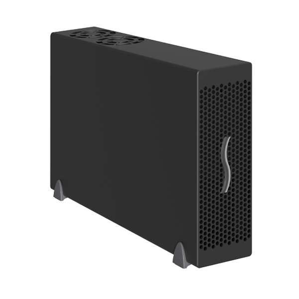 SONNET Echo Express III-D PCIe Thunderbolt 2 Expansion Chassis, Desktop, Three slots