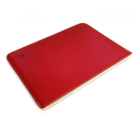 buzzhouse design ハンドメイドレザーケース for iPad Pro 5th / 9.7インチ iPad Pro / Air 2 レッド