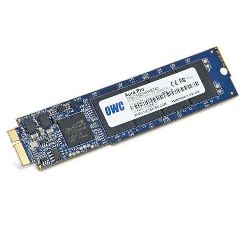 OWC Aura Pro 6G SSD 240GB for MacBook Air 2010 / 2011 Edition