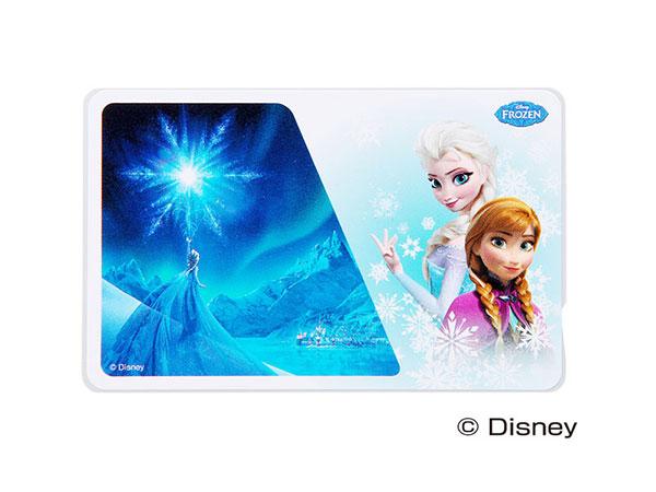 Ray Out ディズニー ICカードステッカー アナと雪の女王 エルサ カードデザイン