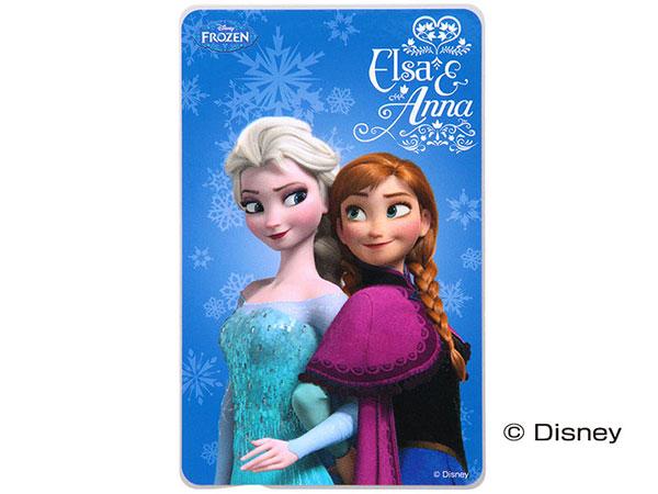 Ray Out ディズニー ICカードステッカー アナと雪の女王 アナ エルサ