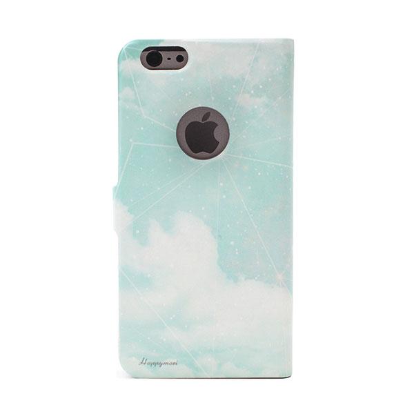 43a45b237c happymori iPhone 6 / 6s Galaxy Diary ミルキーウェイ # HM4153i6 ...