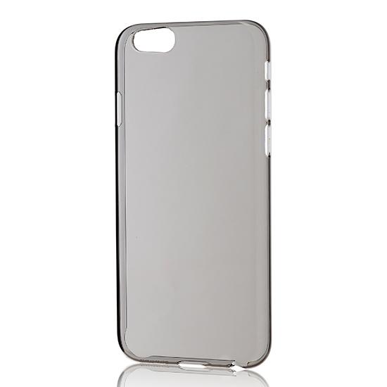 PowerSupport iPhone 6 / 6s エアージャケットセット クリアブラック