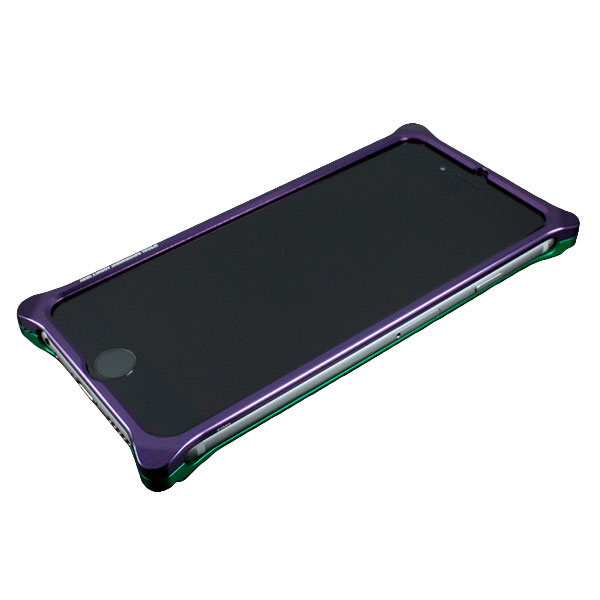 GILD design Solid Bumper for iPhone 6 / 6s (EVANGELION Limited) エヴァンゲリオン初号機