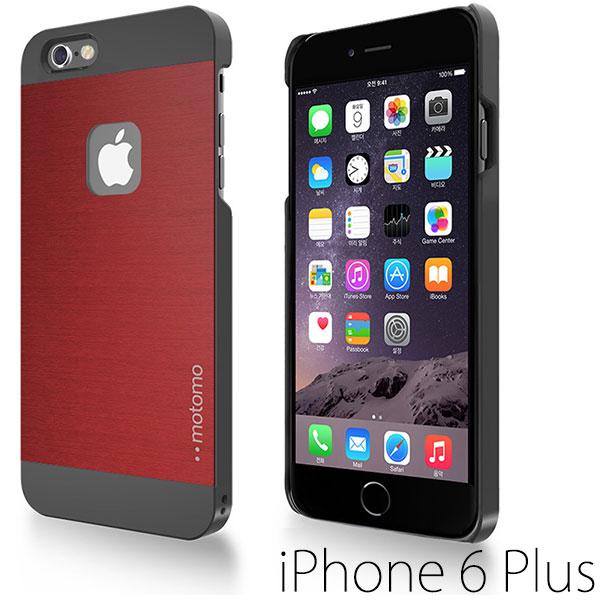 cfd4db0b61 商品番号: 298685. motomo iPhone 6 Plus / 6s Plus INO METAL AL1 ケース レッドブラック.  ¥2,980-. 取り寄せ品です