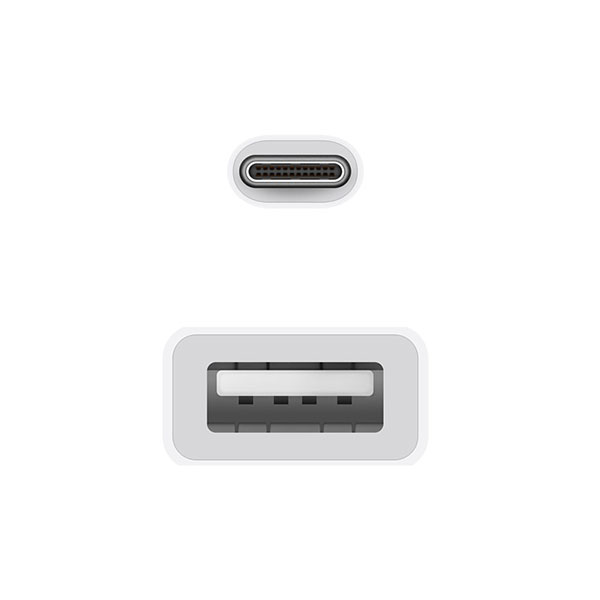 Apple USB-C USB アダプタ