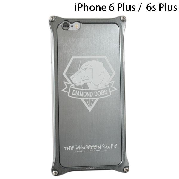 GILD design METAL GEAR SOLID V: DD Ver. for iPhone 6 Plus / 6s Plus