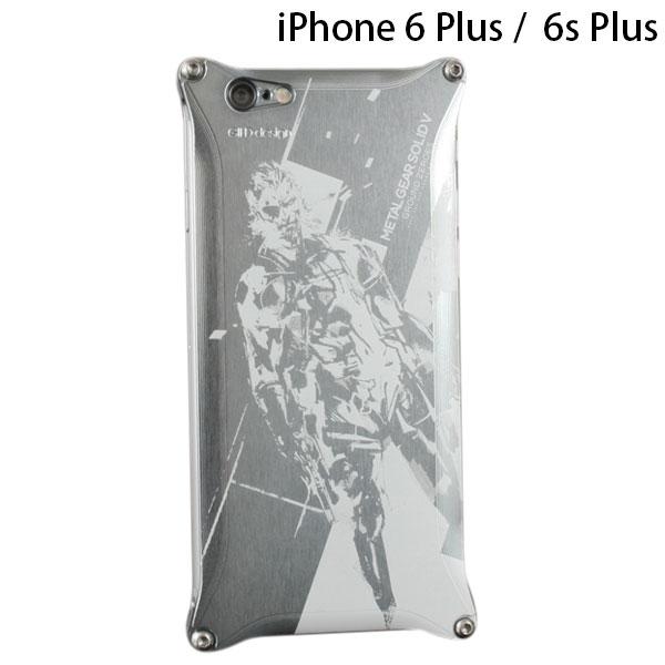 GILD design METAL GEAR SOLID V: Snake Ver. for iPhone 6 Plus / 6s Plus
