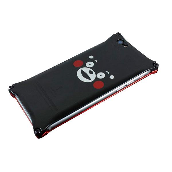 GILD design くまモン×ラ・ベレッツァ コラボケース iPhone 6 / 6s くまモンモデル