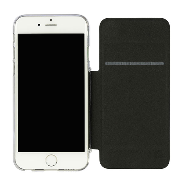 PowerSupport iPhone 6 / 6s Air Jacket Flip (シルバー)