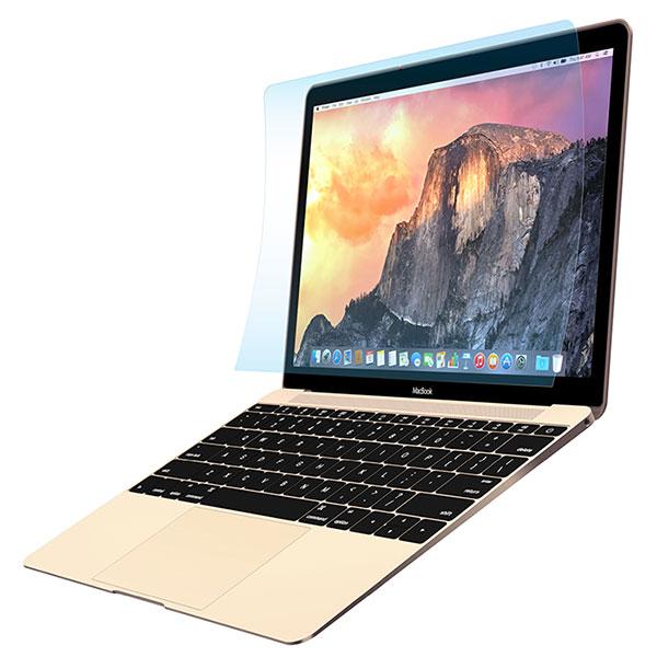 PowerSupport アンチグレアフィルムセット for MacBook 12inch