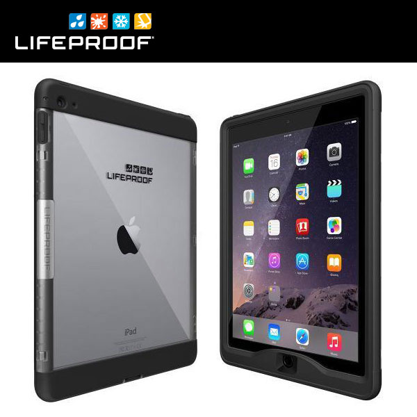 LifeProof iPad Air 2 Nuud Case Black
