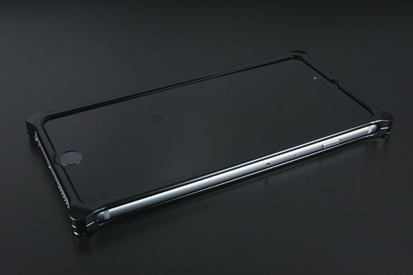GILD design iPhone 6 / 6s OKOSHI-KATAGAMI 七宝 ブラック