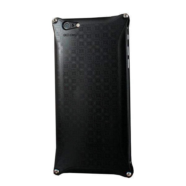 GILD design OKOSHI-KATAGAMI 七宝 for iPhone 6 / 6s ブラック