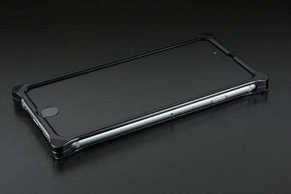 GILD design iPhone 6 Plus / 6s Plus OKOSHI-KATAGAMI アラベスク ブラック