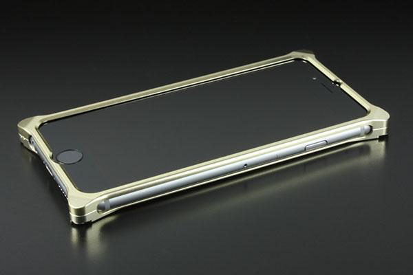 GILD design iPhone 6 Plus / 6s Plus OKOSHI-KATAGAMI 七宝 シャンパンゴールド