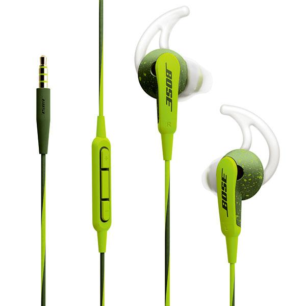BOSE SoundSport in-ear headphones II エナジーグリーン (Apple 製品対応モデル)