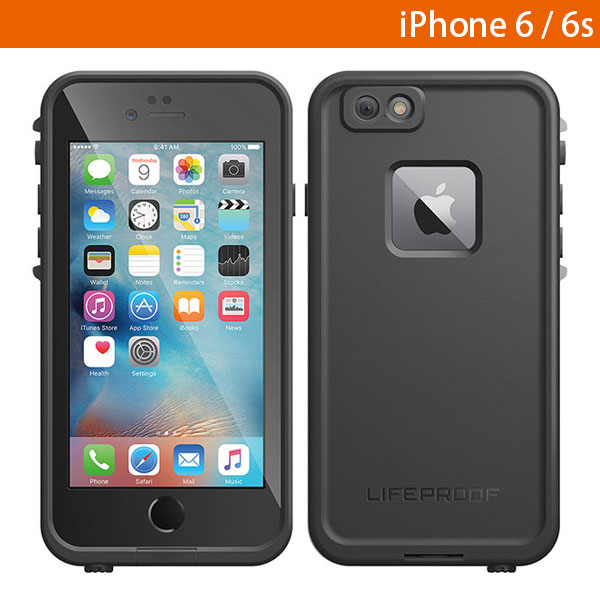 LifeProof iPhone 6 / 6s fre Black