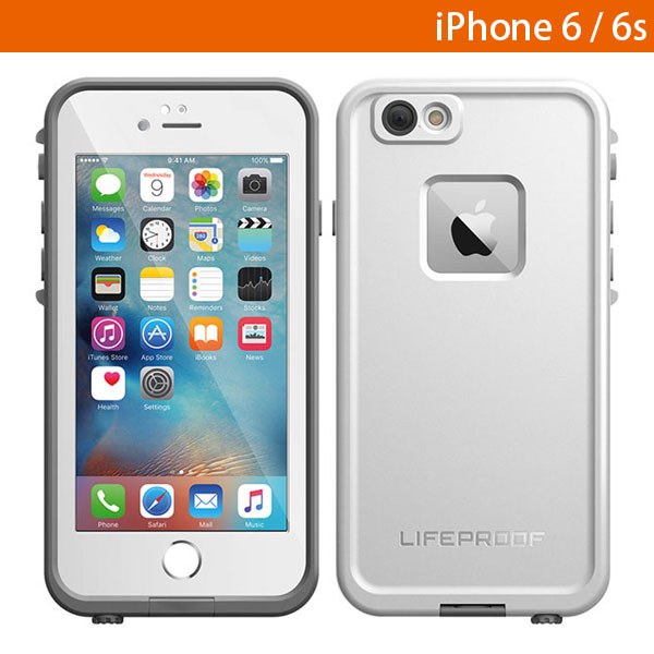 LifeProof iPhone 6 / 6s fre Avalanche White