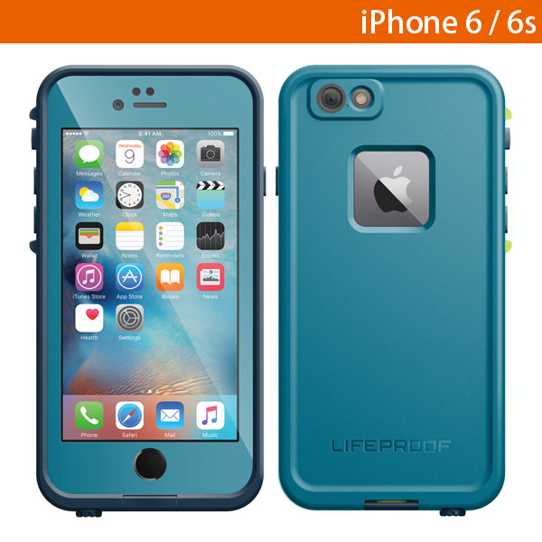 LifeProof iPhone 6 / 6s fre Banzai (blue)