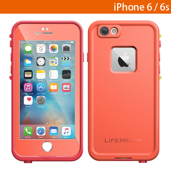 LifeProof iPhone 6 / 6s fre Sunset (Pink)