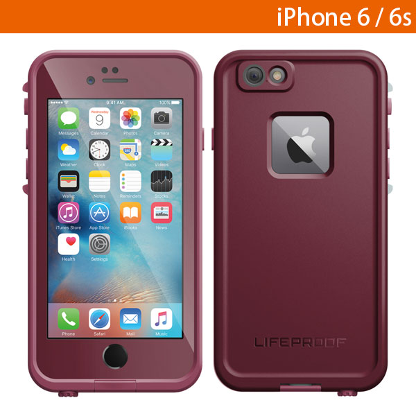 LifeProof iPhone 6 / 6s fre Crushed (purple)
