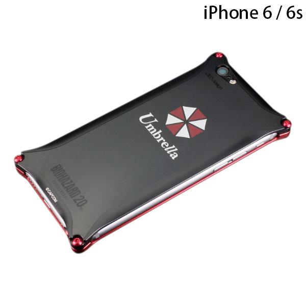 GILD design BIOHAZARD 20th Anniversary Edition Solid for iPhone 6 / 6s  Umbrella