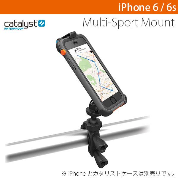 Catalyst iPhone 6s / 6 マルチスポーツマウント ブラック