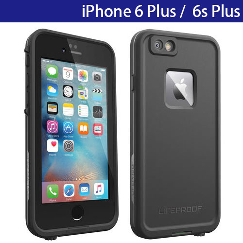 LifeProof iPhone 6 Plus / 6s Plus fre Black