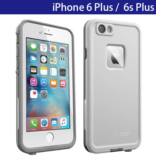 LifeProof iPhone 6 Plus / 6s Plus fre White