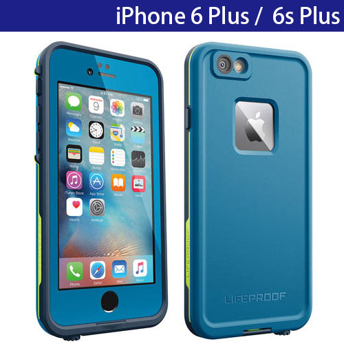 LifeProof iPhone 6 Plus / 6s Plus fre Banzai Blue