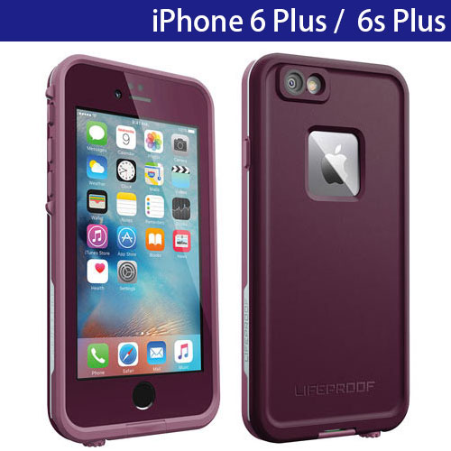 LifeProof iPhone 6 Plus / 6s Plus fre Crushed Purple