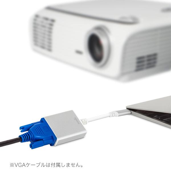 moshi USB-C to VGA Adapter