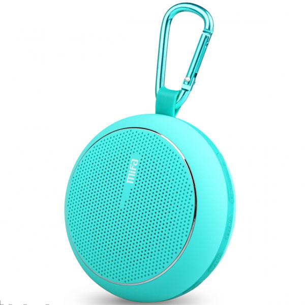 mifa Mubit 2 F1 高音質カラーモバイルスピーカー ブルー
