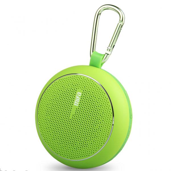 mifa Mubit 2 F1 高音質カラーモバイルスピーカー グリーン