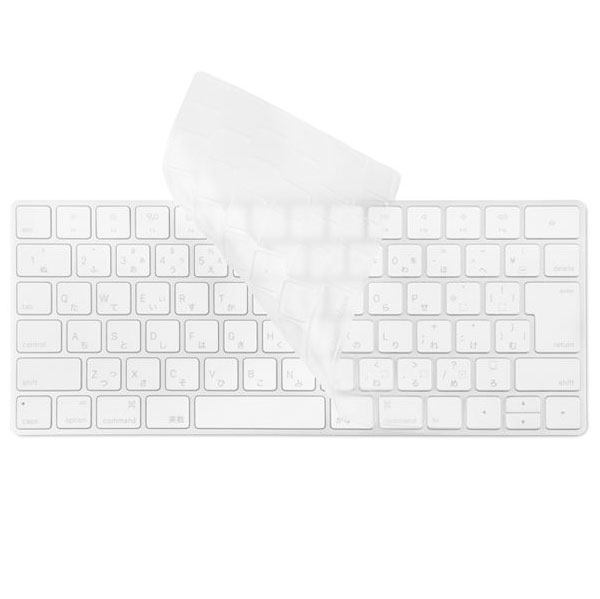 moshi Clearguard MK Magic Keyboard 用キーボードカバー (JIS)
