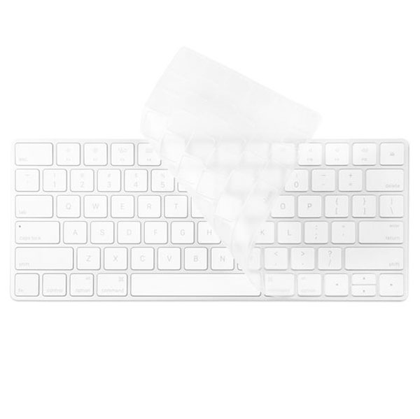moshi Clearguard MK Magic Keyboard 用キーボードカバー (US)