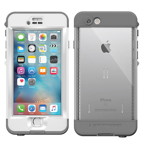 LifeProof Nuud for iPhone 6s Avalanche