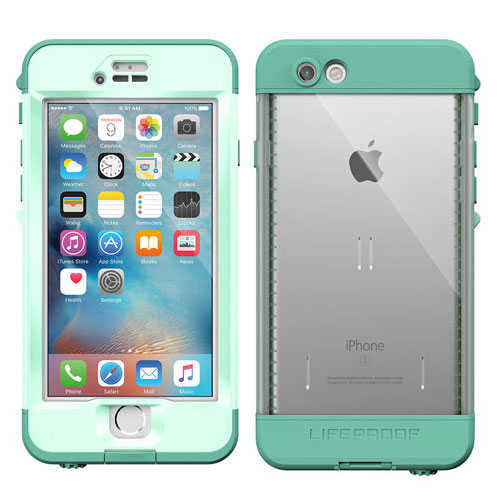 LifeProof Nuud for iPhone 6s Plus Undertow Aqua