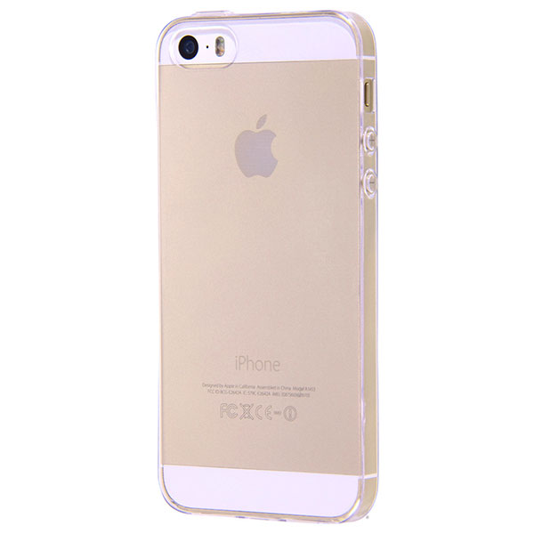 afc9b79b2f Ray Out iPhone SE / 5s / 5 TPUソフトケース 極薄 クリア # RT-P11TC7/C ...