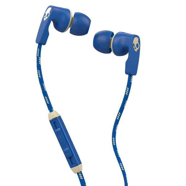 Skullcandy Strum In-Ear w/mic2 Royal Blue スカルキャンディ イヤホン
