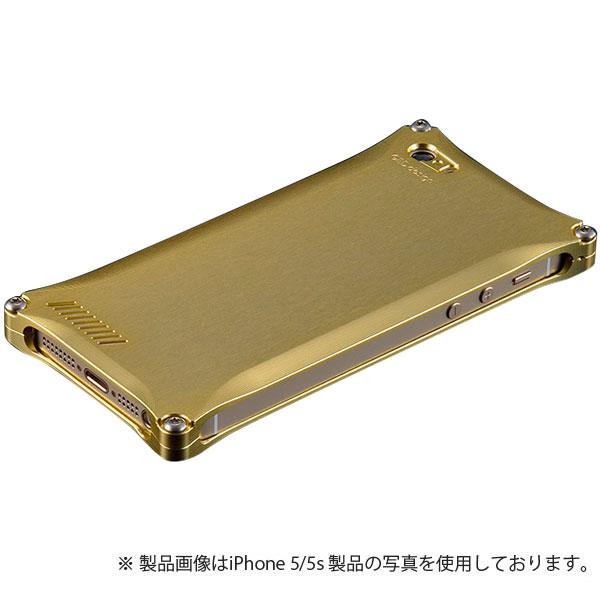 GILD design ソリッド for iPhone SE / 5s / 5 シャンパンゴールド