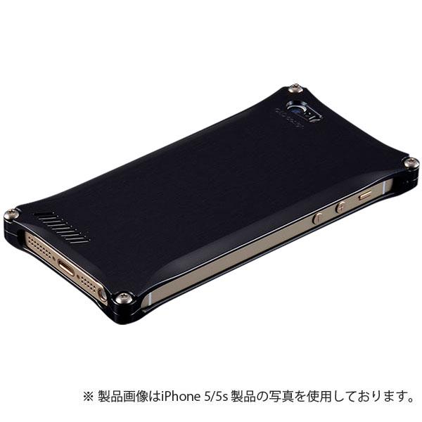 GILD design ソリッド for iPhone SE / 5s / 5 ブラック