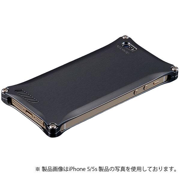 GILD design ソリッド for iPhone SE / 5s / 5 グレー