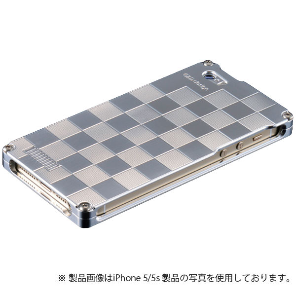 GILD design 市松 for iPhone SE / 5s / 5 ポリッシュ