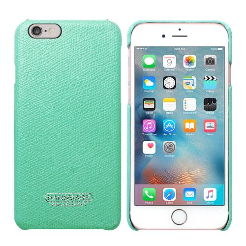 HANSMARE iPhone 6s / 6 LEATHER SKIN CASE ミント