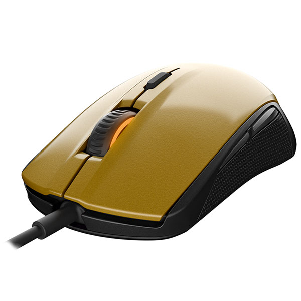 SteelSeries Rival 100 Alchemy Gold ゲーミングマウス