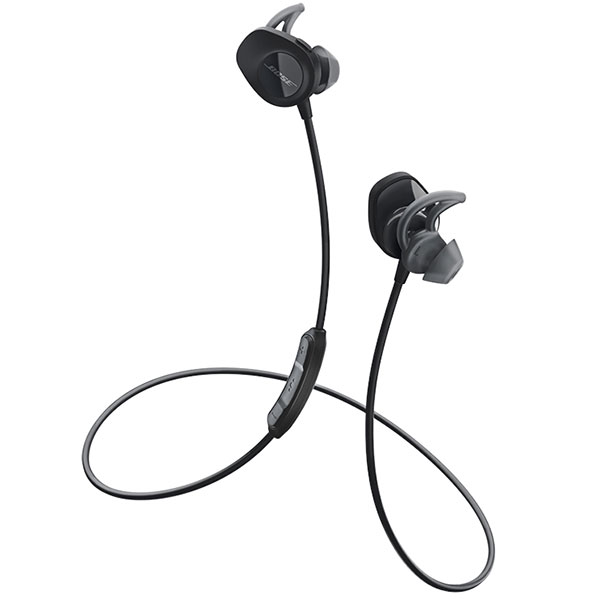 BOSE SoundSport wireless headphones ブラック